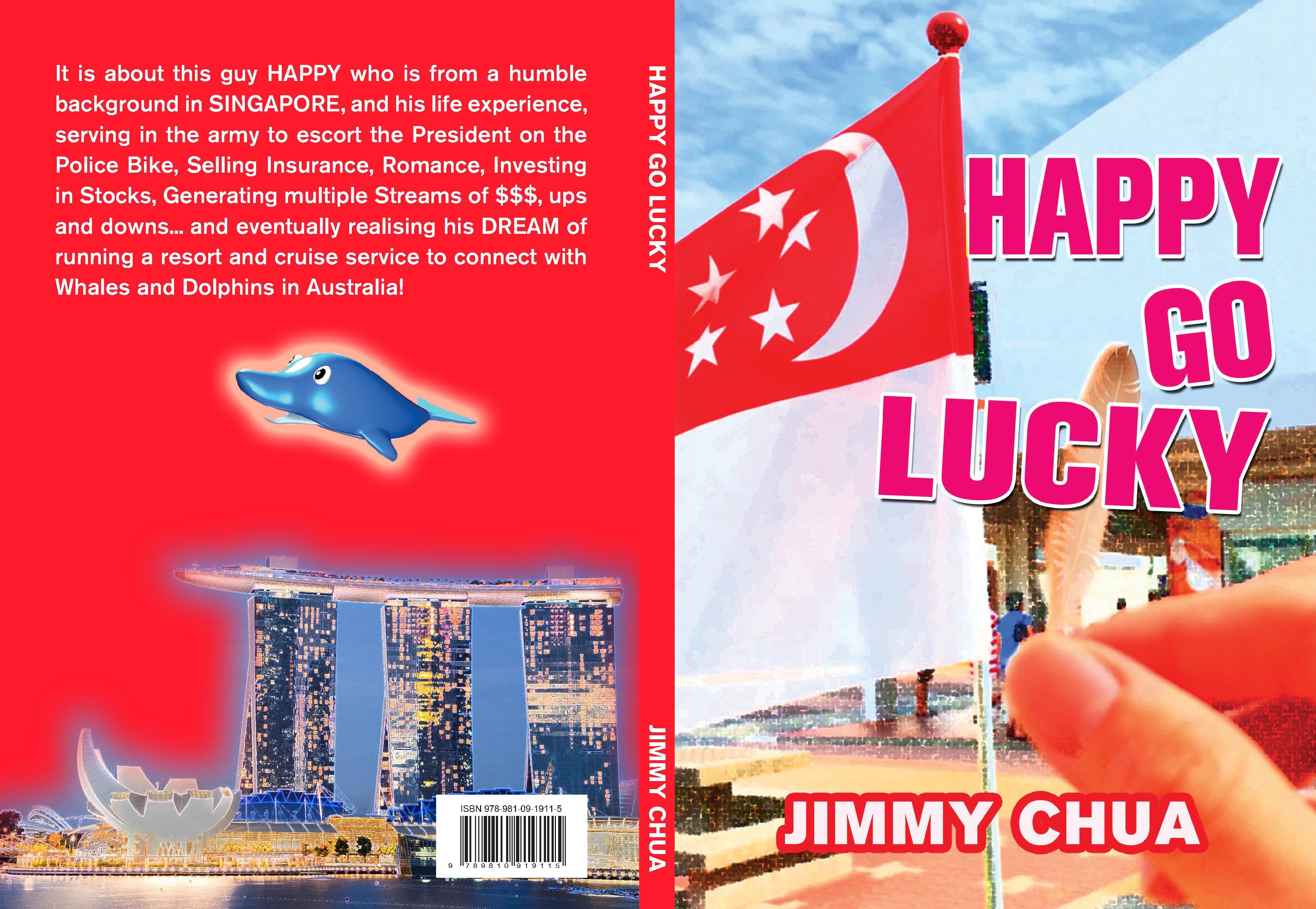 Happy Go Lucky Full Book Cover